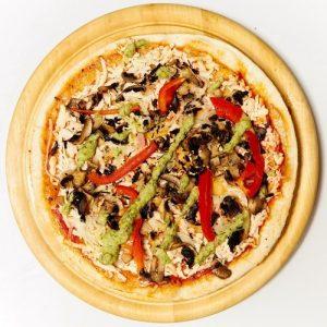 Пицца Постная